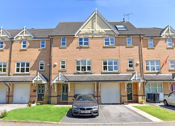 3 bed town house for sale in Rosewood Crescent, Harrogate HG1