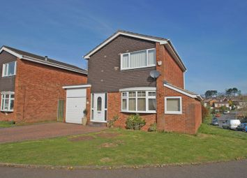 Thumbnail 3 bed detached house for sale in Pennine Road, Bromsgrove