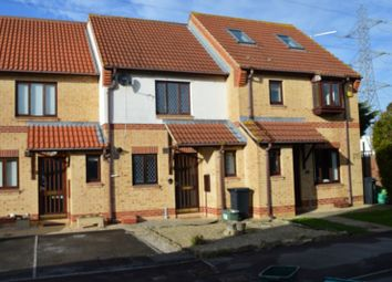 Thumbnail 2 bed terraced house for sale in Yarbury Way, Locking Castle, Weston-Super-Mare