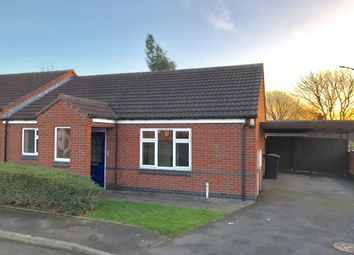 Thumbnail 2 bed semi-detached bungalow for sale in St. Austell Road, Leicester