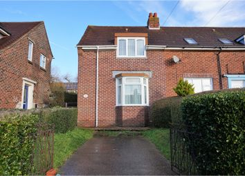 Thumbnail 2 bed end terrace house for sale in Cheltenham Road, Portsmouth