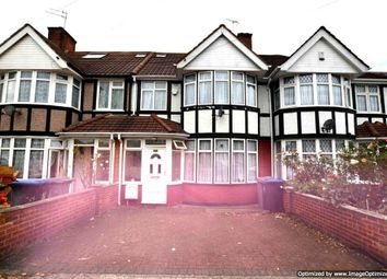 Thumbnail 4 bed terraced house to rent in Winchester Avenue, London