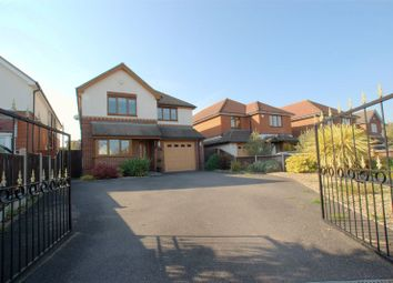 Thumbnail 4 bed detached house for sale in Iford Gardens, Bournemouth