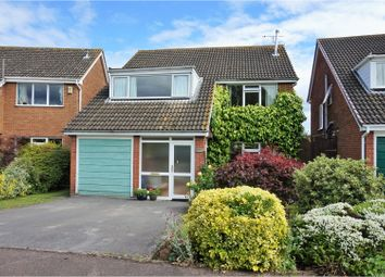 Thumbnail 4 bed detached house for sale in Glaramara Close, Rugby