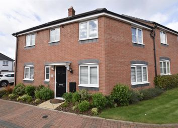 Thumbnail 3 bed semi-detached house for sale in Havering Close, Derby