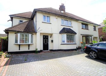 Thumbnail Semi-detached house to rent in Freeman Road, Gravesend, Kent