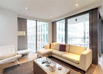 Thumbnail 2 bed flat to rent in Central St, London