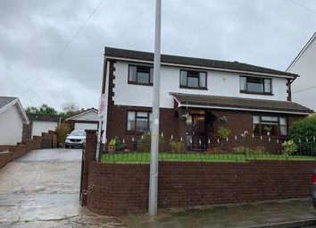 Thumbnail 5 bed detached house for sale in Bwllfa Road, Aberdare, Mid Glamorgan