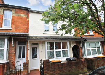 Thumbnail 3 bed terraced house for sale in Gladstone Street, Bedford