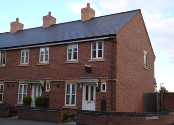 Thumbnail 2 bed end terrace house to rent in St Michaels Street, Shrewsbury