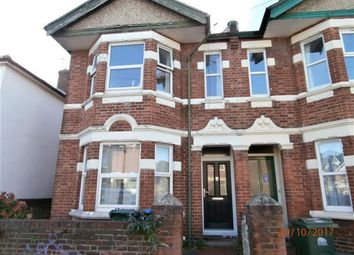Thumbnail 7 bed terraced house to rent in Wilton Avenue, Southampton