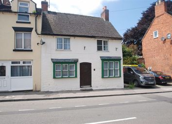 Thumbnail 2 bed cottage to rent in High Street, Uttoxeter