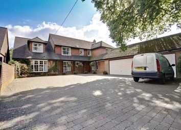 6 bed detached house for sale in Adlams Lane, Sway, Lymington, Hampshire SO41