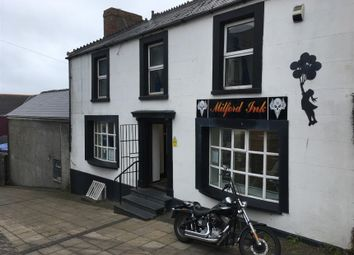Thumbnail Commercial property for sale in 18 Charles Street, Milford Haven, Pembrokeshire