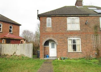 Thumbnail 3 bed semi-detached house for sale in 4 Cannon Lane, Luton, Bedfordshire