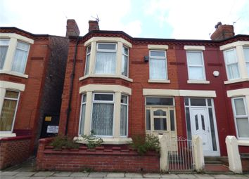 Thumbnail 3 bedroom terraced house for sale in Mauretania Road, Liverpool, Merseyside