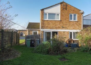 Thumbnail 4 bed detached house for sale in Manor Way, Deeping St. James, Peterborough