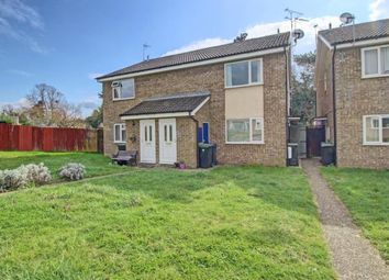 Thumbnail 1 bed flat for sale in Stowmarket, Suffolk