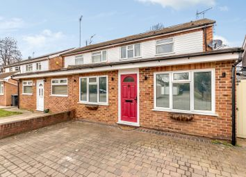 Thumbnail 4 bed semi-detached house for sale in Hartland Close, New Haw, Addlestone