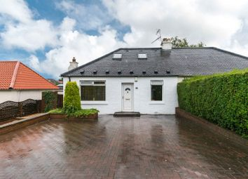 Thumbnail 3 bed semi-detached bungalow for sale in Gilmerton Road, Edinburgh