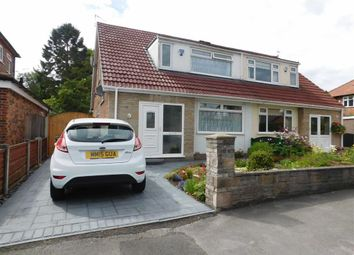 Thumbnail 2 bed semi-detached bungalow for sale in Babbacombe Road, Offerton, Stockport