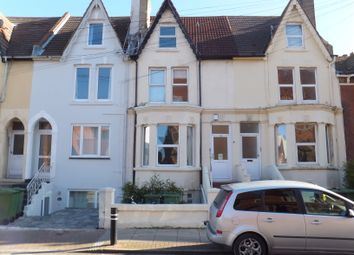 Thumbnail 2 bed maisonette to rent in Waverley Road, Southsea