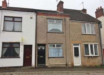 Thumbnail 2 bedroom terraced house for sale in Stoneyford Road, Stanton Hill, Sutton-In-Ashfield