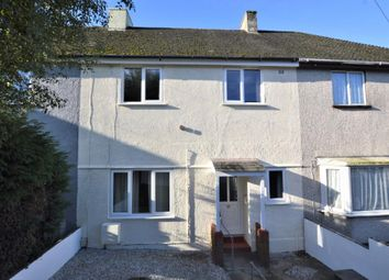 3 bed terraced house to rent in Alamein Road, Saltash, Cornwall PL12