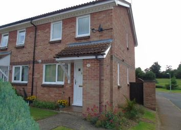 Thumbnail 3 bedroom semi-detached house for sale in Burton Drive, Needham Market, Ipswich