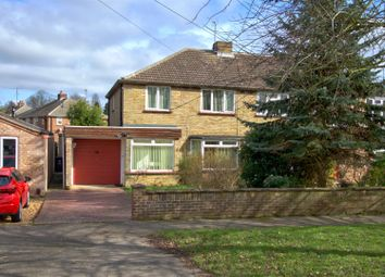Thumbnail 3 bed semi-detached house for sale in Priams Way, Stapleford, Cambridge