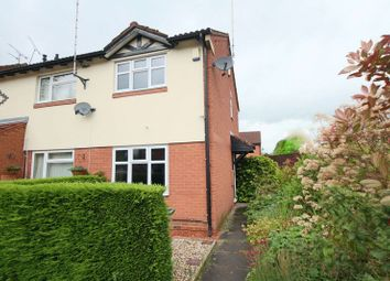 Thumbnail 2 bed end terrace house for sale in Coronation Road, Stafford
