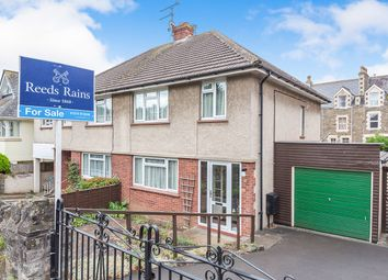 Thumbnail 3 bed semi-detached house for sale in Madeira Road, Clevedon