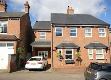 Thumbnail 4 bed semi-detached house for sale in Park Mount, Harpenden, Hertfordshire