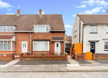 Thumbnail 3 bed semi-detached house for sale in Cheam Roadd, Sunderland, Tyne And Wear