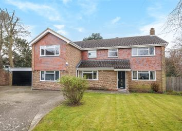 Thumbnail 5 bed detached house to rent in Beechcroft, Ashtead