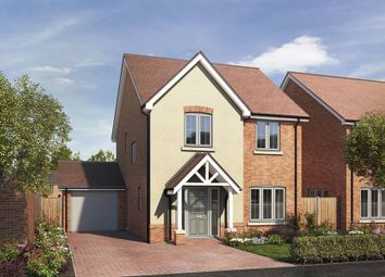 """Thumbnail 4 bed detached house for sale in """"The Larfield"""" at St. Legers Way, Riseley, Reading"""