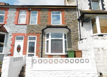Thumbnail 2 bed terraced house for sale in Bryngelli Terrace, Abertridwr, Caerphilly