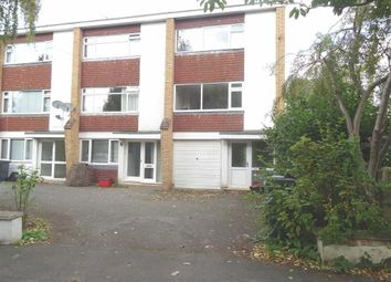 Thumbnail 3 bed town house for sale in Leam Terrace, Leamington Spa
