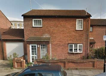 Thumbnail 1 bed semi-detached house to rent in Finnis Street, London