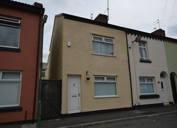 Thumbnail 2 bed end terrace house to rent in Murat Street, Waterloo, Liverpool