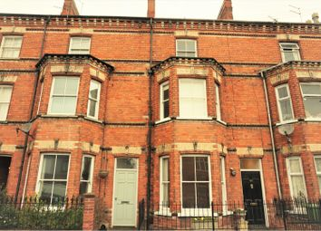 Thumbnail 4 bed terraced house for sale in Harcourt Street, Newark