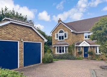 Runnymede Gardens, Maidstone, Kent ME15. 4 bed detached house