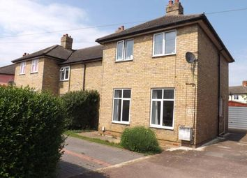 Thumbnail 3 bed semi-detached house for sale in Lawrence Road, Biggleswade, Bedfordshire