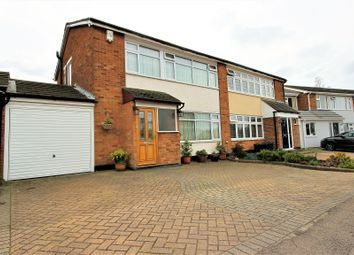 Thumbnail 3 bedroom semi-detached house for sale in Berkeley Drive, Hornchurch