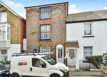 Thumbnail 4 bed end terrace house for sale in St. Marys Road, Cowes