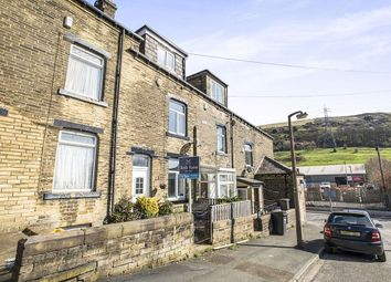 Thumbnail 3 bed terraced house for sale in Blackmires, Holmfield, Halifax