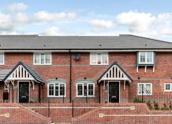 Thumbnail 2 bedroom terraced house for sale in Derwentwater Road, Gateshead, Tyne And Wear