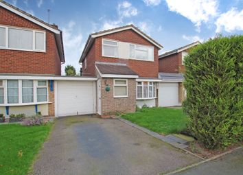 Thumbnail 3 bed link-detached house for sale in Elmslea Avenue, Coton-In-The-Elms, Swadlincote