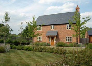 Thumbnail 4 bed detached house for sale in Blackberry Close, Kislingbury, Northampton