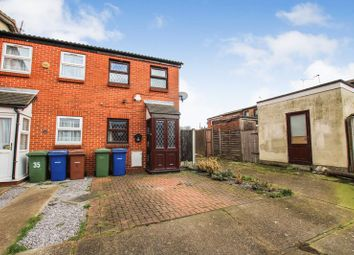 Thumbnail 1 bed end terrace house for sale in Fanns Rise, Purfleet